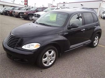 Chrysler PT Cruiser  2.4 чёрный Санкт-Петербург 2001