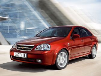 Chevrolet Lacetti Sedan SE Star На выбор Москва 2008