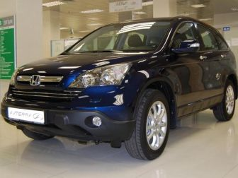 Honda Cr-v Honda CR-V Executive На выбор Москва 2008