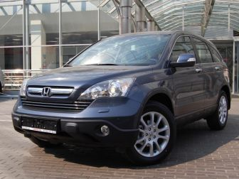 Honda Cr-v Honda CR-V Executive Leather На выбор Москва 2008