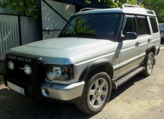 Land Rover Discovery land rover discovery 2 Серый Краснодарский край 2003